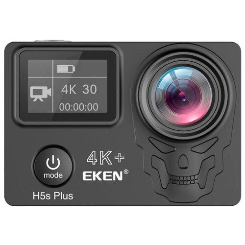 Фото - Экшн-камера EKEN H5s Plus аксессуар крепление на голову eken gp23 для gopro hero eken