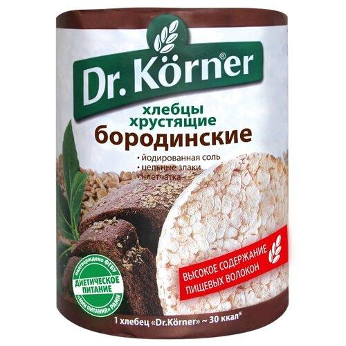 Хлебцы ржаные Dr. Korner