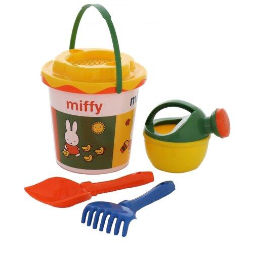 Фото - Набор Полесье Миффи-3 №2 64721 полесье набор игрушек для песочницы 468 цвет в ассортименте