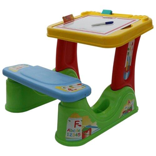Фото - Стол Полесье 58751 полесье набор игрушек для песочницы 468 цвет в ассортименте