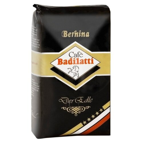 Кофе в зернах Badilatti Bernina