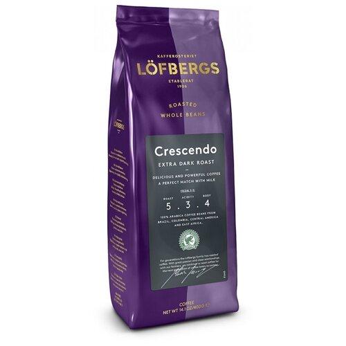 Кофе в зернах Lofbergs Crescendo