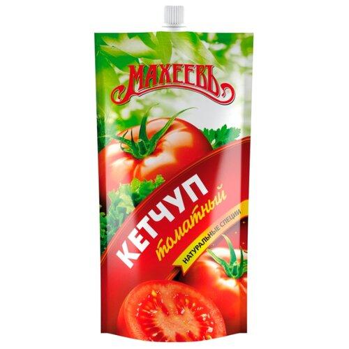 Кетчуп Махеевъ Томатный дой-пак фото