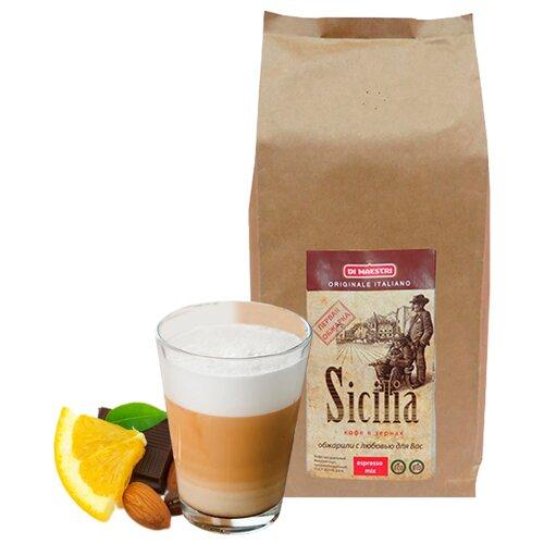 Кофе в зернах Di Maestri Sicilia