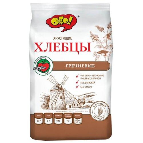 Хлебцы гречневые ОГО! 75 г