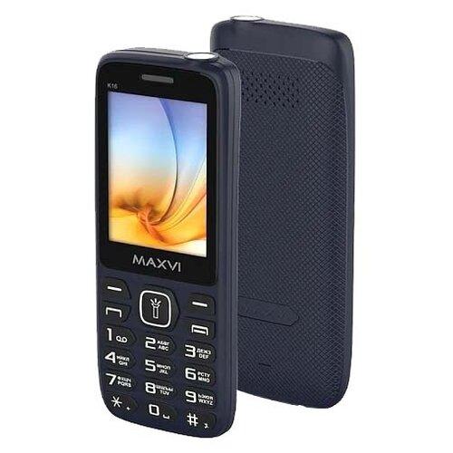 Телефон MAXVI K16 сотовый телефон maxvi b6 red