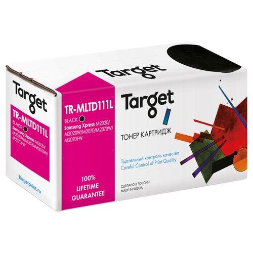 Фото - Картридж Target TR-MLTD111L андрей верин target