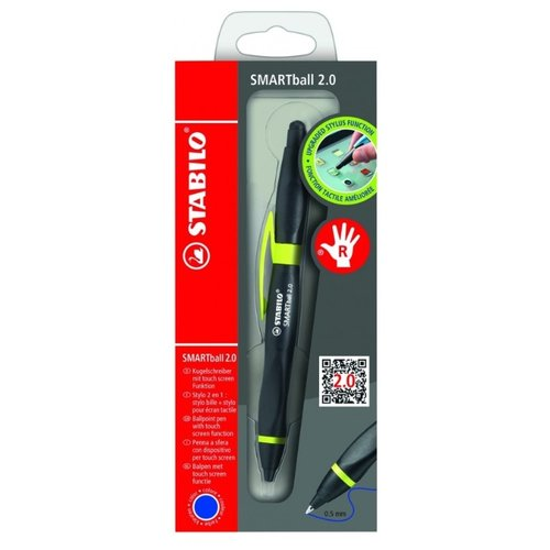 STABILO ручка-стилус шариковая ручка стилус sonnen 1 мм разноцветный