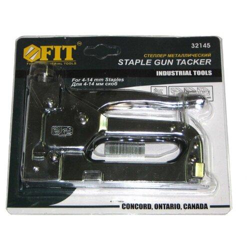 Скобозабивной пистолет FIT 32145 пистолет fit 77306
