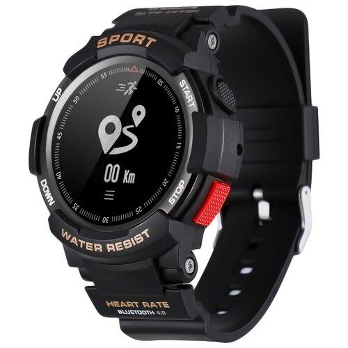Фото - Часы NO.1 F6 умные часы no 1 f5 черно серые no 1f5g