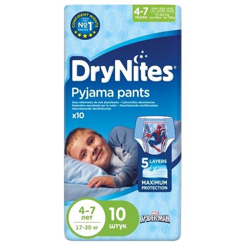 Huggies трусики DryNites для