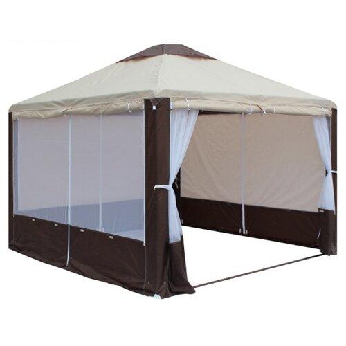 Шатер Митек Пикник Элит 3х3 со шатер для дачи митек пикник люкс 6х3