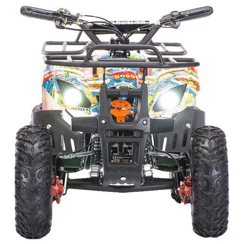 MOTAX Квадроцикл Mini Grizlik motax квадроцикл atv mini