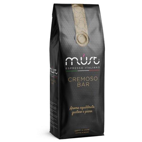 Кофе в зернах Must Cremoso Bar