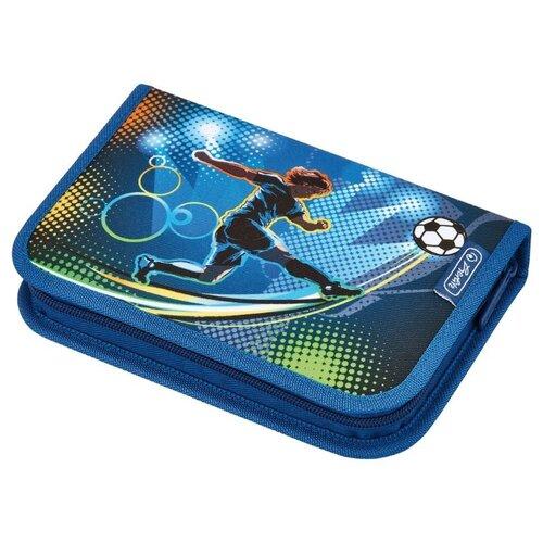 Herlitz Пенал Soccer 50008391 herlitz рюкзак bliss soccer