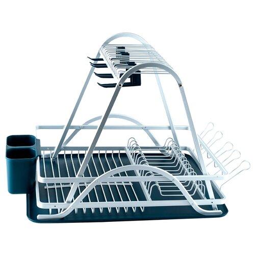 сушилка для посуды gipfel 60 38 41 см Сушилка для посуды GIPFEL 2413