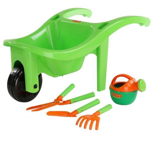 Фото - Набор Полесье №605 63212 полесье набор игрушек для песочницы 468 цвет в ассортименте