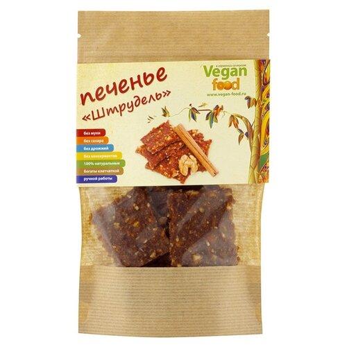 Печенье Vegan food Штрудель 100 г afro vegan