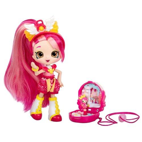 Кукла Moose Shopkins Lil' moose замочек с секретом shopkins lil' secrets зоомагазин розовый