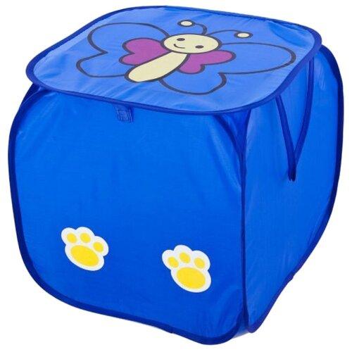 Корзина Наша игрушка Бабочка игрушка