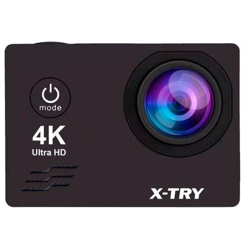 Фото - Экшн-камера X-TRY XTC170 экшн камера очки x try xtg371 uhd 4k 64 gb cristal