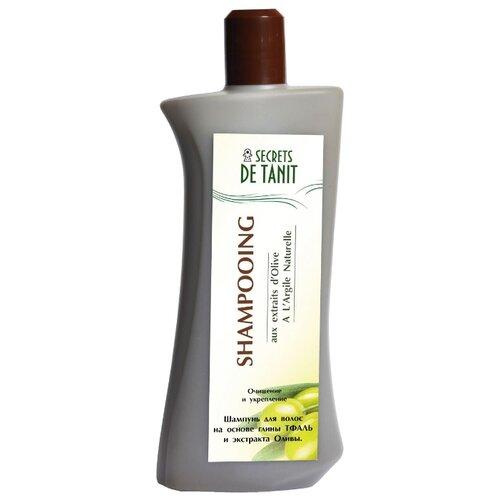 Secrets de Tanit Шампунь с secrets de tanit маска для тела разогревающая глиняно водорослевая с маслом гвоздики 400 г