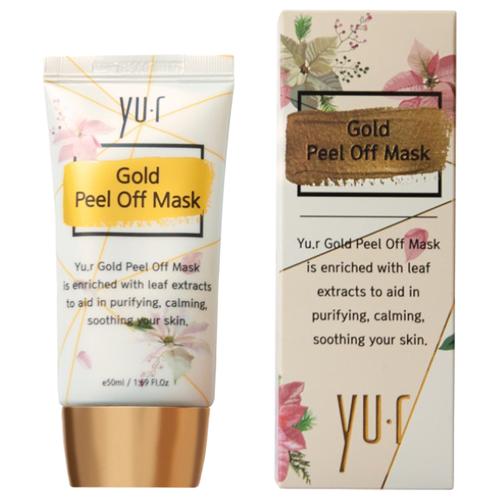 YU.R Золотая маска-пленка Gold пленка