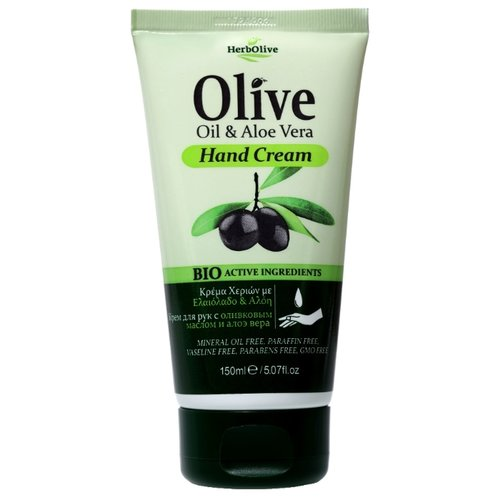 Крем для рук HerbOlive Olive масло для тела herbolive herbolive he016lwskn47