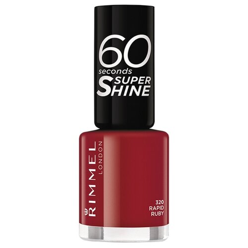 Лак Rimmel 60 Seconds Super
