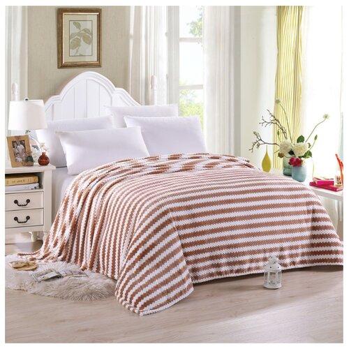 Плед Hongda Textile Полоса 180