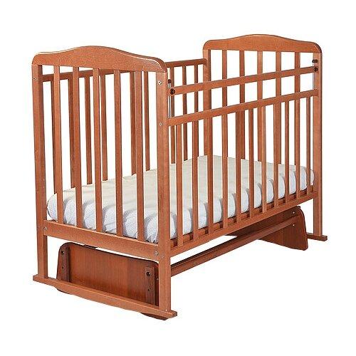 Кроватка СКВ-Компани 16400x кровать скв компани митенька опускающаяся планка колесо качалка орех км150 0554150117