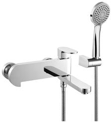 Однорычажный смеситель для ванны с душем IDDIS Mirro MIRSB00I02
