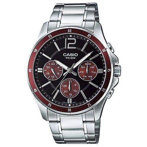 Наручные часы CASIO MTP-1374D-5A casio mtp 1374d 2a