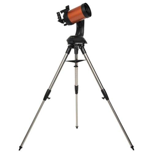 Фото - Телескоп Celestron NexStar 5 SE кеды мужские vans ua sk8 mid цвет белый va3wm3vp3 размер 9 5 43