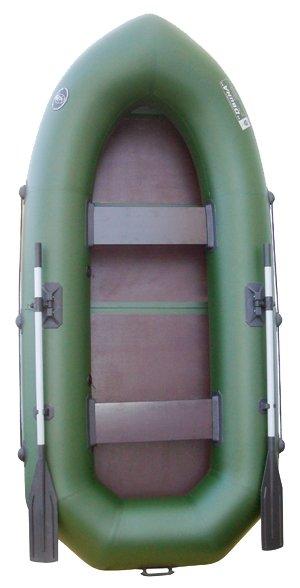 надувная лодка со сплошным пайолом