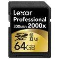 Lexar Professional 2000x SDXC UHS-II + SD UHS-II reader