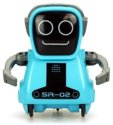 Интерактивная игрушка робот Silverlit Pokibot SR-02