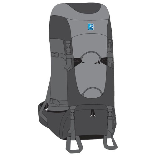 Рюкзак BASK Shivling V3 90