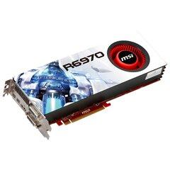MSI Radeon HD 6970 880Mhz PCI-E 2.1