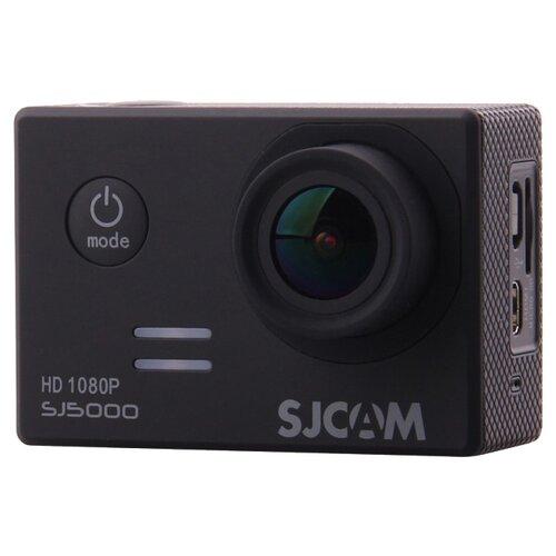 Экшн-камера SJCAM SJ5000 видеокамера экшн sjcam sj5000 wifi желтый