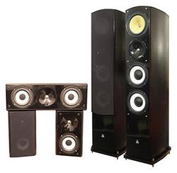Комплект акустики Aleks Audio & Video Idea-770