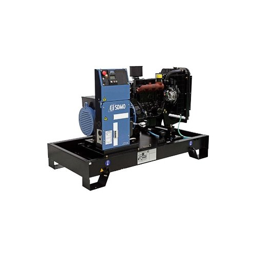 Дизельный генератор SDMO J22