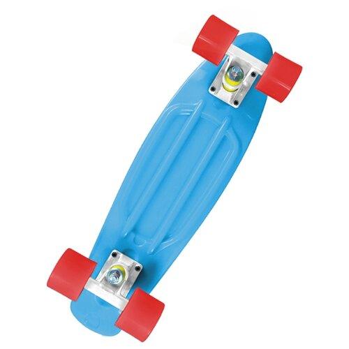 Скейтборд MaxCity MC X1 Small скейт maxcity mc plastic board small black