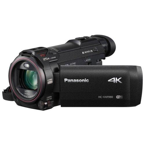 Фото - Видеокамера Panasonic HC-VXF990 цифровая видеокамера panasonic hc v 380 черный
