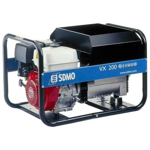 Бензиновая электростанция SDMO sdmo weldarc 300 te xl c