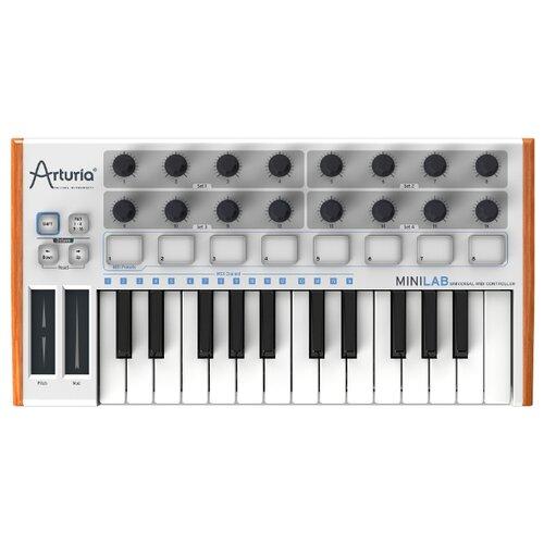 MIDI-клавиатура Arturia MiniLab