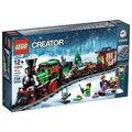 LEGO Creator 10254 Зимний праздничный поезд