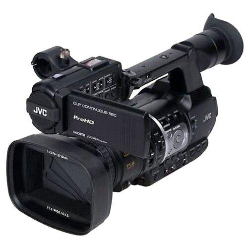 Фото - Видеокамера JVC JY-HM360E видеокамера