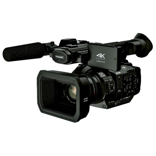 Фото - Видеокамера Panasonic AG-UX180 видеокамера panasonic ag dvx200
