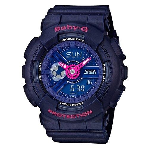 Наручные часы CASIO BA-110PP-2A casio ba 110pp 7a2